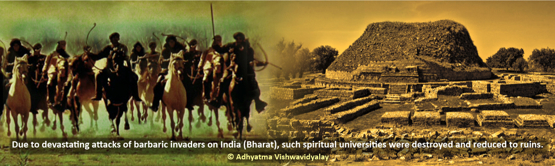Destruction-of-spiritual-universities-of-ancient-times